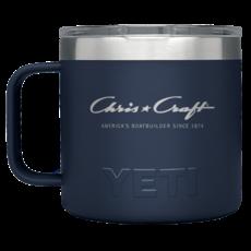 Chris Craft Yeti Mug (14oz) - Navy