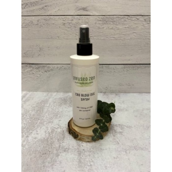 CBD Luxurious Blow Out Spray 100mg