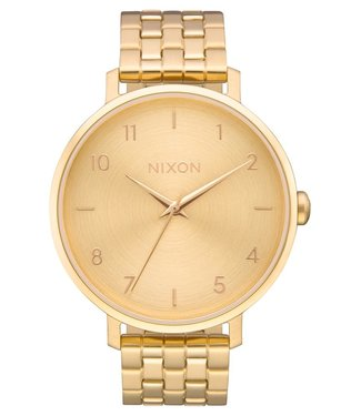 Nixon Nixon Arrow All Gold