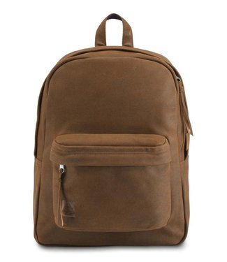 JanSport JanSport - Super Break Leather/Vintage Brown Leather