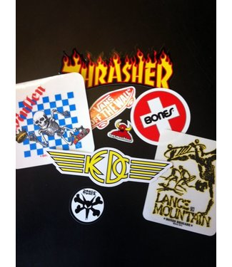 Kcdc Random Sticker Pack