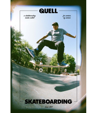 quell Quell Issue 4