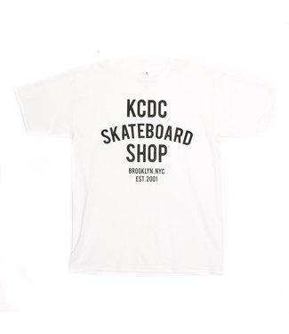 Kcdc KCDC plain n' simple tee