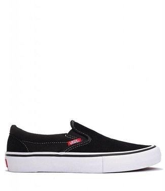Vans Slip On Pro Black/White/Gum
