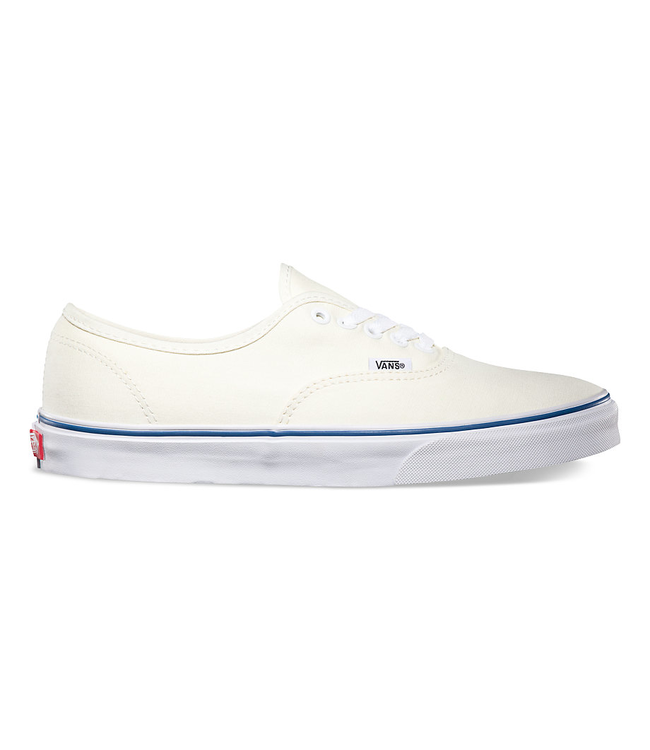 Vans U Authentic Off White - KCDC Skateshop