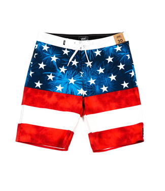 Vans Era Boardshort (American Flag)