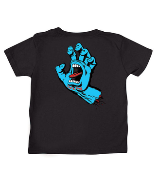 Santa Cruz Santa Cruz screaming hand regular youth tee