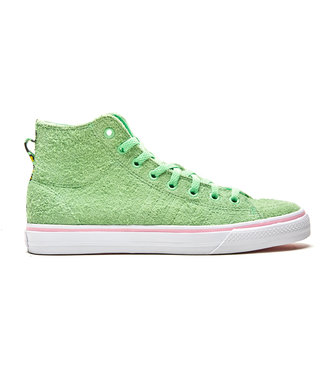 adidas adidas NIZZA HI RFS Spring Green/White/Light Pink