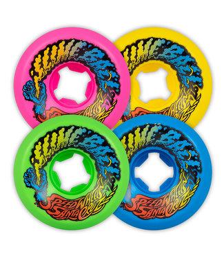 Santa Cruz Slime Balls Vomit Mini Mix Up 97a 56mm