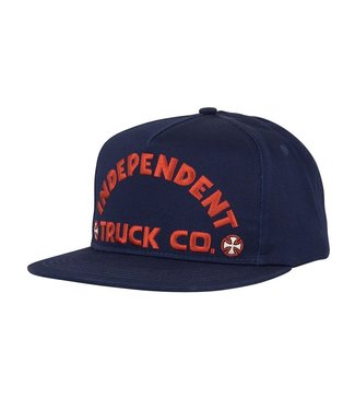 Independent Independent ITC Bold Snapback Mid Profile Hat