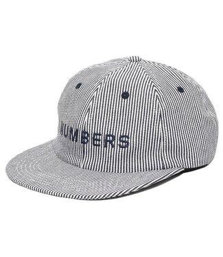 NUMBERS WORDMARK 6 PANEL HAT