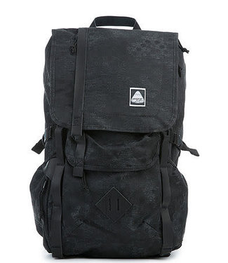 JanSport JANSPORT HATCHET DP BLKCMDTJCORD/BLACKCAMODOT J