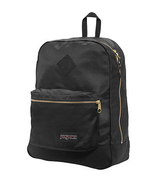 JanSport JanSport - Super FX Black/Gold O/S
