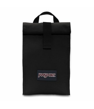 JanSport Jansport Rolltop lunch bag Black OS