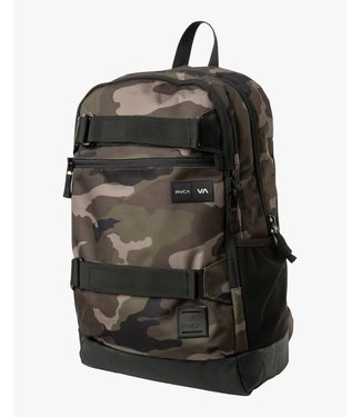 RVCA RVCA CURB BACKPACK M BKPK CAM OS