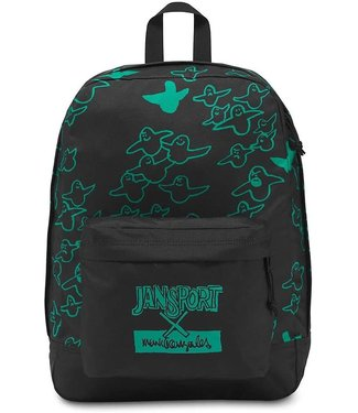 JanSport The Gonz FX MGXJNSPTVRRTYGRN/MGXJANSPORTV O/S