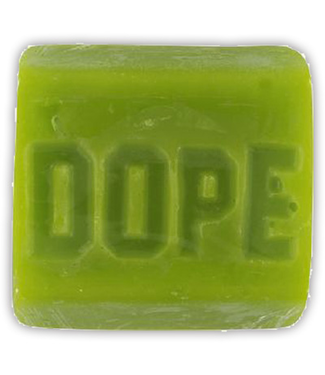 Dope Skatewax  Green Bar
