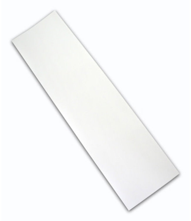 "Jessup Single Sheet Grip  9"" Crystal Clear"