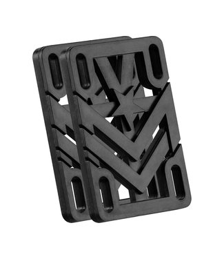 "Mini Logo Mini Logo Risers Hard 1/4"""