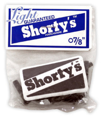 Shortys SHORTYS - Allen 7/8 Hardware