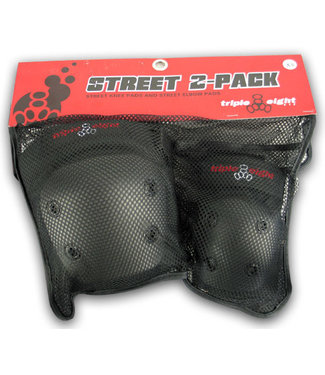 Triple 8 triple 8 street 2 pack XS