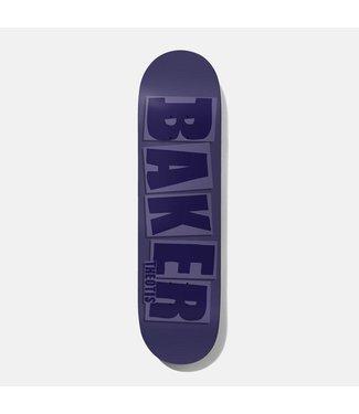 Baker   TB BRAND NAME PLUM 7.875