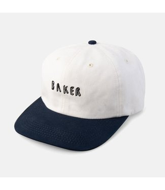 Baker Sloane Snapback Wht/Blu