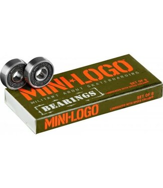 Mini Logo Mini Logo - Bearings