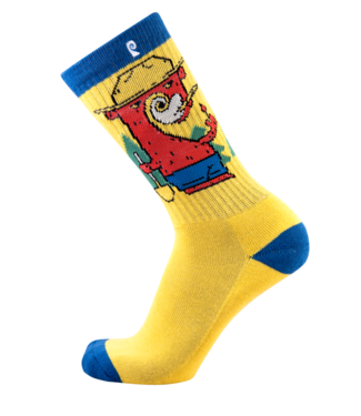 Psockadelic Socks  Smokie