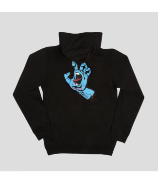 Santa Cruz Santa Cruz Screaming Hand P/O Hooded Midweight Sweatshirt Youth