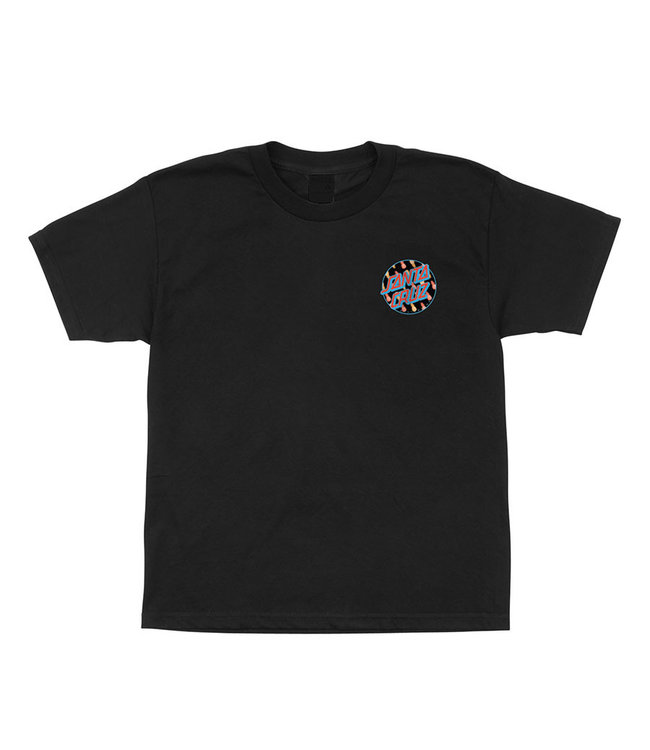 Santa Cruz Tropic Dot Tee