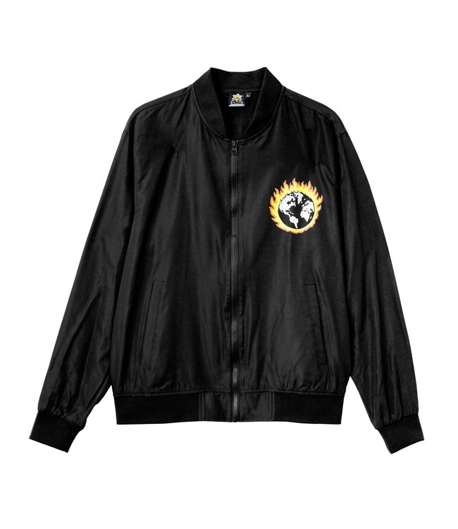 PYRAMID COUNTRY THE END OS NEAR BOMBER JACKET