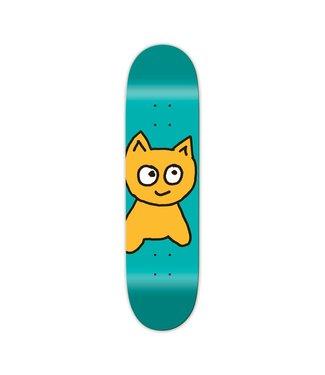 MEOW Meow deck Big Cat Teal 8.25
