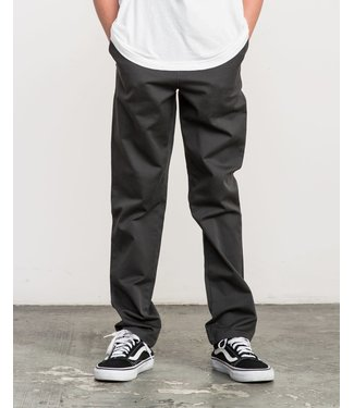 RVCA RVCA BOYS A.T DAYSHIFT ELASTIC PIRATE BLACK