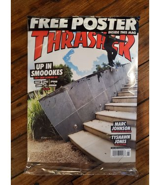 Thrasher Thrasher magazine May 2020