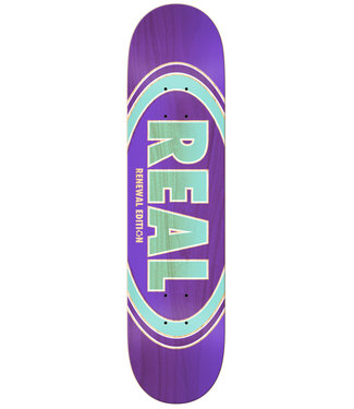 Real Oval Duo Fade PP Purple 7.56
