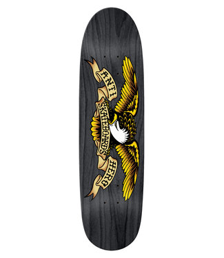 Anit hero Antihero Deck  SHP Eagle Overspray Black Widow 8.5