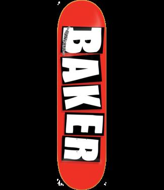 Baker Deck Q  Brand Logo White 8.0
