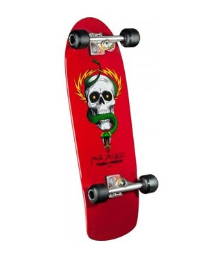 Powell Bones Brigade McGill Series 1 Skateboard Complete Red- 10 x 30.125
