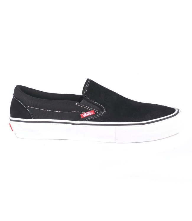 Vans MN Slip-On Pro Black/White/Gum