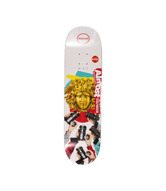 Almost Almost Almost Cut and Paste R7 Skateboard Deck - Max Geronzi - 8.125""