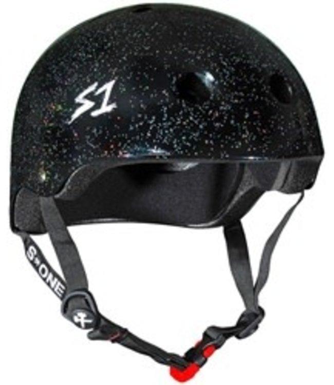 S1 Mini Lifer Black Glitter