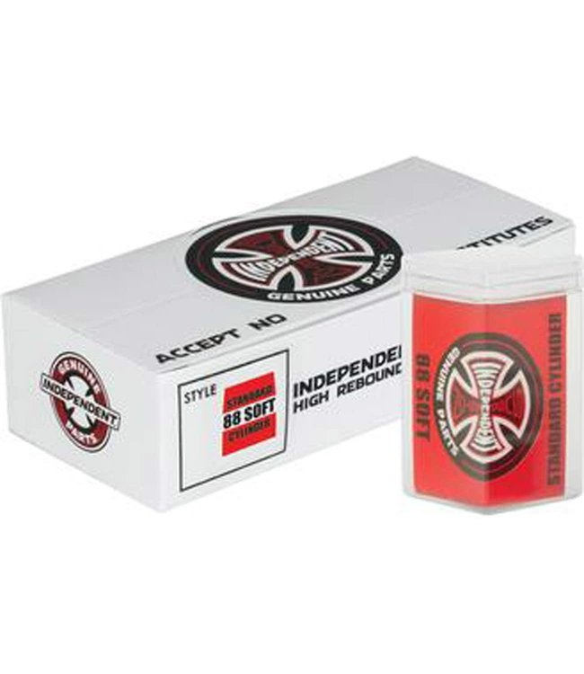 Independent Genuine Parts Standard Cylinder Cushions bushings Red 88a