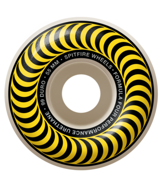 Spitfire F4 99D Classic  Yellow 55mm