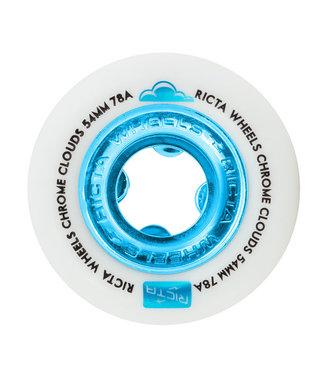 Ricta Chrome Clouds Blue 78a  54mm