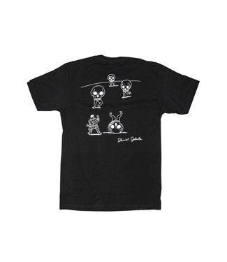 Vans MN THE DODGE SS TEE Black