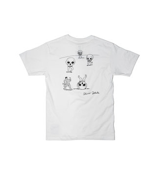 Vans MN THE DODGE SS TEE White