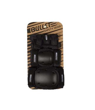 Bullet Bullet Pad Set Black Junior
