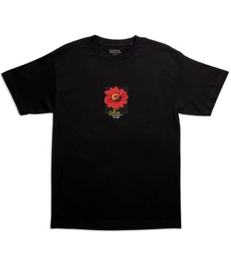 5Boro 5Boro Flower Tee Black
