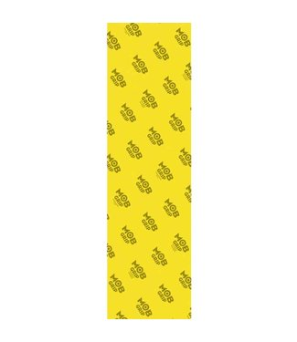 """Mob Graphic Transparent Colors Yellow 9"""""""
